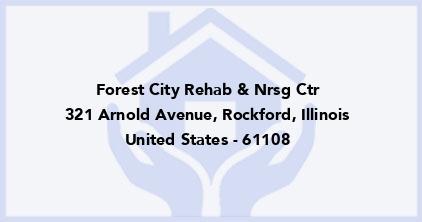 Forest City Rehab & Nrsg Ctr