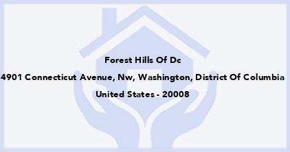 Forest Hills Of Dc