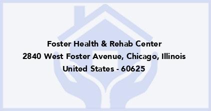Foster Health & Rehab Center