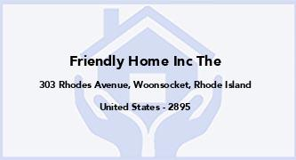 Friendly Home Inc The