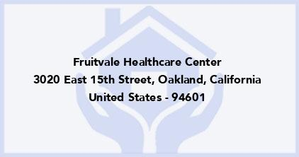Fruitvale Healthcare Center