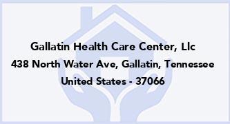Gallatin Health Care Center, Llc