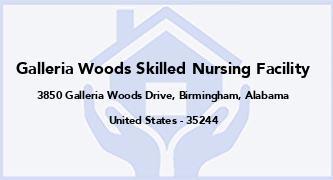 Galleria Woods Skilled Nursing Facility