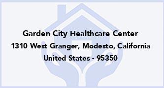 Garden City Healthcare Center