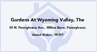 Gardens At Wyoming Valley, The