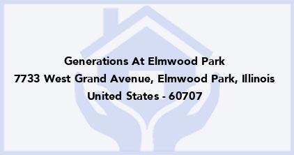 Generations At Elmwood Park