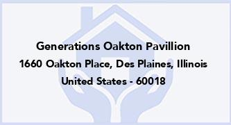 Generations Oakton Pavillion