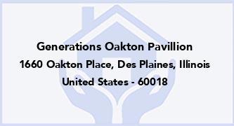 Generations Oakton Pavillion