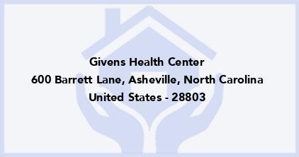 Givens Health Center