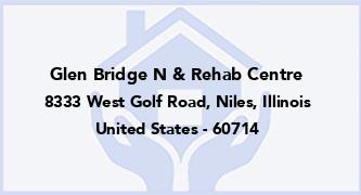Glen Bridge N & Rehab Centre