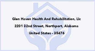 Glen Haven Health And Rehabilitation, Llc