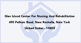 Glen Island Center For Nursing And Rehabilitation