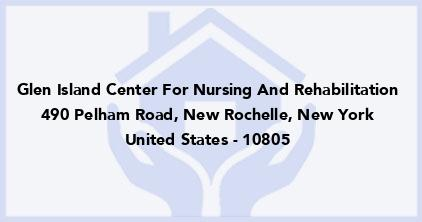 Glen Island Center For Nursing And Rehabilitation
