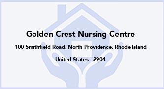 Golden Crest Nursing Centre