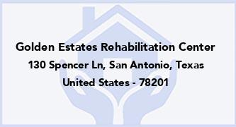 Golden Estates Rehabilitation Center