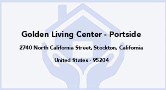 Golden Living Center - Portside