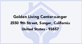 Golden Living Center-Sanger