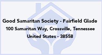 Good Samaritan Society - Fairfield Glade