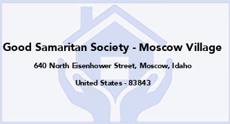 Good Samaritan Society - Moscow Village