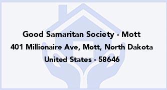 Good Samaritan Society - Mott