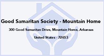 Good Samaritan Society - Mountain Home