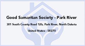 Good Samaritan Society - Park River