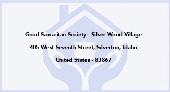 Good Samaritan Society - Silver Wood Village