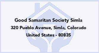 Good Samaritan Society Simla
