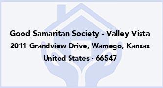 Good Samaritan Society - Valley Vista