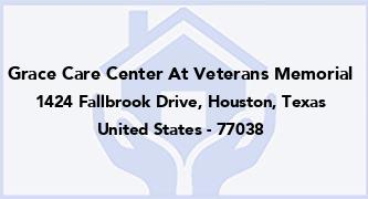Grace Care Center At Veterans Memorial