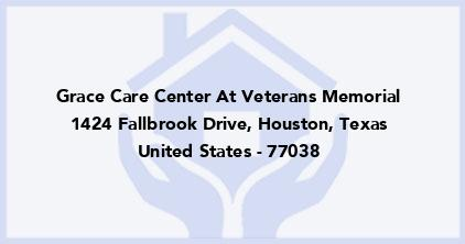 Grace Care Center At Veterans Memorial