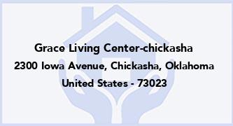 Grace Living Center-Chickasha
