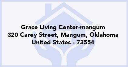 Grace Living Center-Mangum