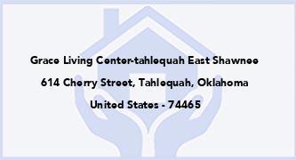 Grace Living Center-Tahlequah East Shawnee
