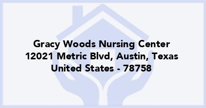 Gracy Woods Nursing Center
