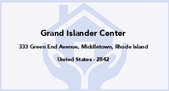 Grand Islander Center