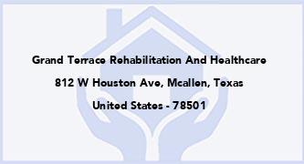 Grand Terrace Rehabilitation And Healthcare