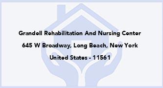 Grandell Rehabilitation And Nursing Center