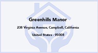 Greenhills Manor