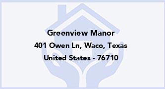 Greenview Manor