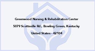 Greenwood Nursing & Rehabilitation Center