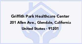 Griffith Park Healthcare Center