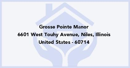 Grosse Pointe Manor