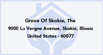 Grove Of Skokie, The