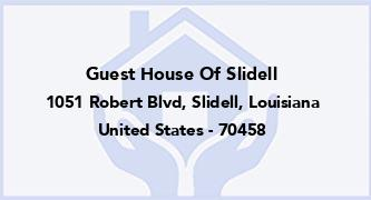 Guest House Of Slidell
