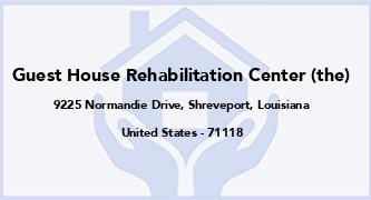 Guest House Rehabilitation Center (The)
