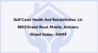 Gulf Coast Health And Rehabilitation, Llc