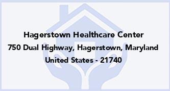 Hagerstown Healthcare Center