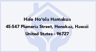Hale Ho'Ola Hamakua