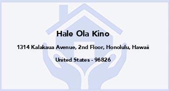 Hale Ola Kino